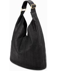 A.L.C. - Sadie Snakeskin Handbag - Lyst
