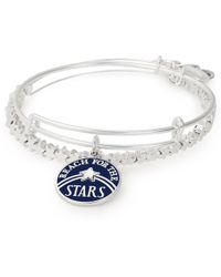 ALEX AND ANI - Reach For The Stars Set Of 2 - Lyst