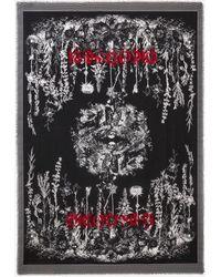 Alexander McQueen - Foulard Etched Skeleton - Lyst