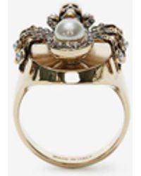 Alexander McQueen - Spider Ring - Lyst