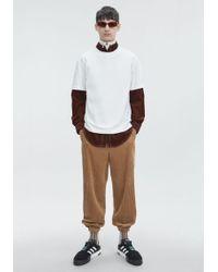 Alexander Wang - Short Sleeve Crewneck Tee - Lyst