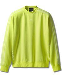 Alexander Wang - Adidas Originals By Aw Bleach Crewneck - Lyst