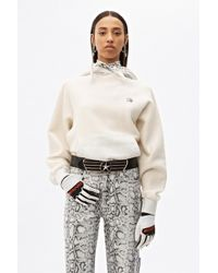 Alexander Wang - Heavy French Terry Hoodie - Lyst