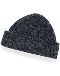 T By Alexander Wang - Ribbed Knit Beanie - Lyst