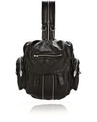 Alexander Wang - 'mini Marti' Leather Backpack - Lyst