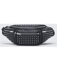 Alexander Wang - Attica Studded Lambskin Leather Fanny Pack - Lyst