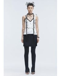 Alexander Wang - Twisted Deconstructed Cami - Lyst