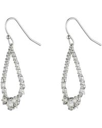 Alexis Bittar - Crystal Encrusted Spiked Tear Earring You Might Also Like - Lyst