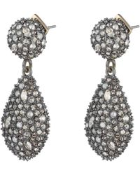 Alexis Bittar - Crystal Encrusted Dangling Post Earring You Might Also Like - Lyst