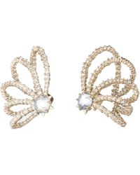 Alexis Bittar | Crystal Lace Orbiting Post Earring You Might Also Like | Lyst