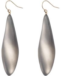 Alexis Bittar - Long Leaf Earring - Lyst
