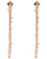 Alexis Bittar - Encrusted Abstract Thorn Post Earring - Lyst