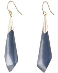 Alexis Bittar - Faceted Wire Earring You Might Also Like - Lyst