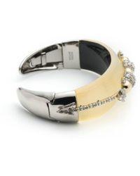 Alexis Bittar | Crystal Encrusted Orbiting Flip Hinge Bracelet You Might Also Like | Lyst