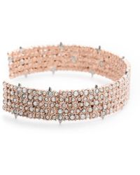 Alexis Bittar - Pave Cuff Bracelet You Might Also Like - Lyst