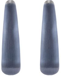 Alexis Bittar - Angled Lucite Hoop Earring You Might Also Like - Lyst