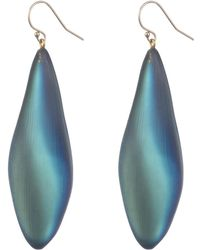 Alexis Bittar - Long Leaf Earring - Lyst