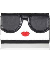 Alice + Olivia - Staceface Long Wallet - Lyst