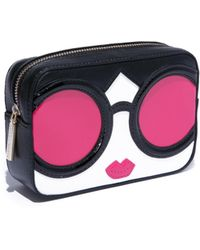 Alice + Olivia - Ava Staceface Travel Case - Lyst