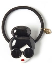 Alice + Olivia - Stace Face Hairtie - Lyst