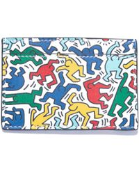Alice + Olivia - Keith Haring X Ao Elle Card Case - Lyst