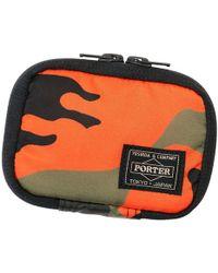 Porter - Stand Original Ps Camo Key Case - Lyst