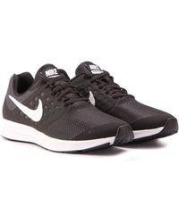 656163af9d2ab Lyst - Nike Downshifter 7 in White for Men