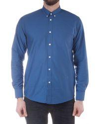 Soulland - Goldsmith Button Down Shirt - Lyst
