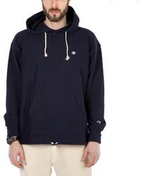 Champion - X Beams Reverse Weave Terry Hooded Sweat - Lyst