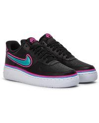 af2b29a610df76 Nike - Nike Air Force 1  07 Lv8   south Beach   -