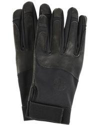 Stone Island - Soft Shell-r Gloves - Lyst