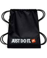 Nike - Nike Heritage Gym Bag Just Do It - Lyst 155bd6dfc216d