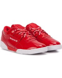 Reebok - X Opening Ceremony Workout Lo Clean Oc - Lyst