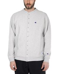 Champion - X Beams Cardigan Sweatshirt - Lyst