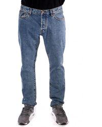 Han Kjobenhavn - Tapered Jeans Heavy Stonewash - Lyst