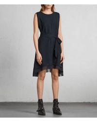 AllSaints | Nyla Dress | Lyst