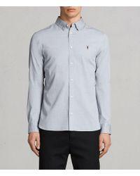 AllSaints - Redondo Shirt - Lyst