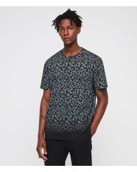 AllSaints - Sigfried Animal Camo T-shirt - Lyst