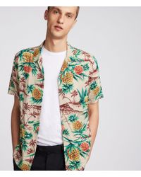 AllSaints Endeavor Hawaiian Shirt