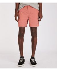 AllSaints - Warden Swim Shorts - Lyst