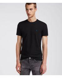 AllSaints - Cradle Crew T-shirt - Lyst