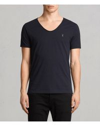 AllSaints - Tonic Scoop T-shirt - Lyst