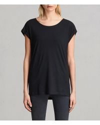 AllSaints - Alisee T-shirt - Lyst