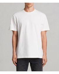 AllSaints   Monta Crew T-shirt   Lyst