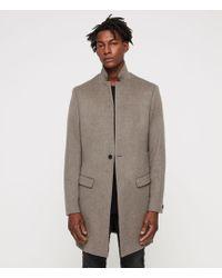 AllSaints - Bodell Coat - Lyst