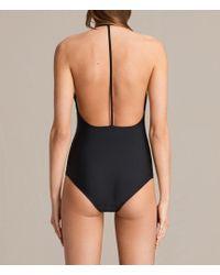 AllSaints | Agnes Swimsuit | Lyst
