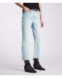 AllSaints - Ella Jeans - Lyst