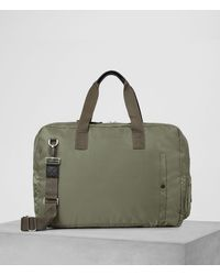 AllSaints - Chamber Holdall - Lyst
