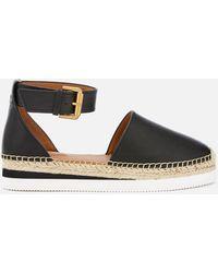 7a5e0aca1 Women's See By Chloé Shoes Online Sale - Lyst