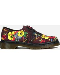 Dr. Martens | Lester Flat Shoes | Lyst